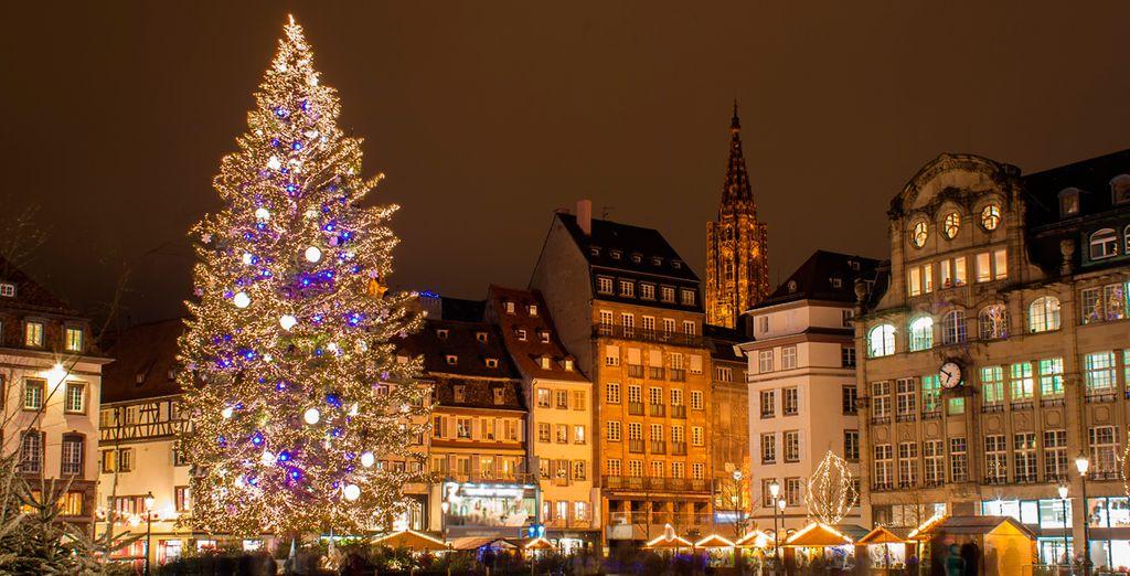 Descubre la tradición navideña de algunas de las ciudades más bellas de Centroeuropa