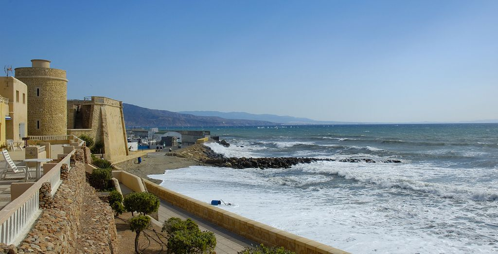Combina las esencias de estas tierras costeras con el ocio y la pasión de la relajación