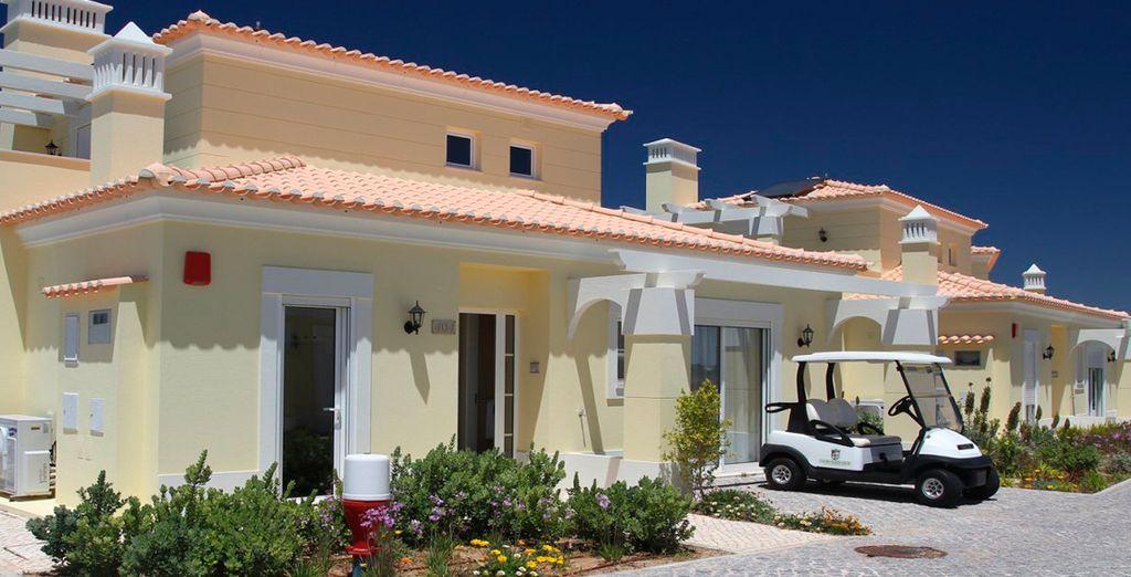 Serenidad y relax en tu Villa privada
