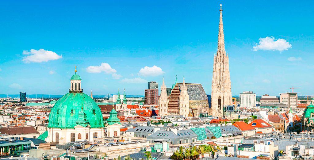 El hotel Falkensteiner Hotel Wien Margareten 4* te espera en la capital austríaca