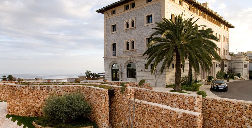 Un hotel emblemático en Mallorca