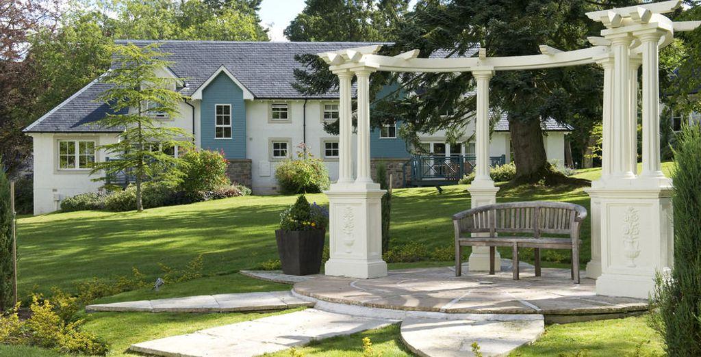 También puesdes descansar en el CLC Duchally Country Estate 4*
