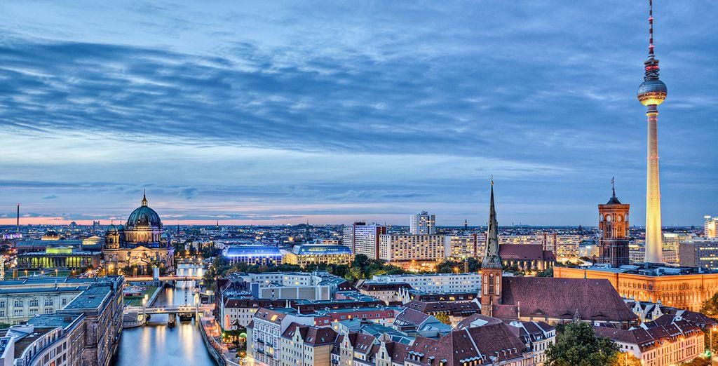 Berlín es una ciudad cosmopolita 100%