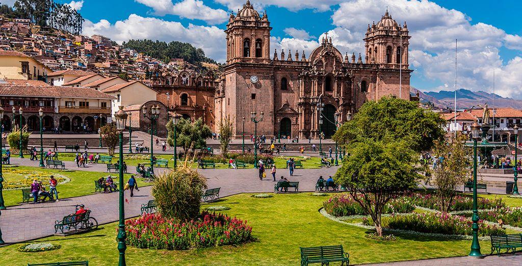 Cusco, que significa