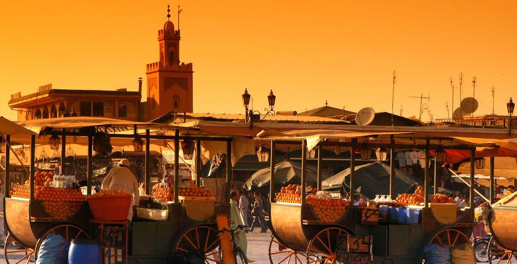 El Riad Agdim te espera en la Ciudad Roja
