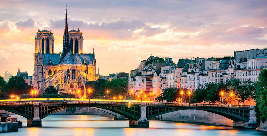 París te enamorará también de noche