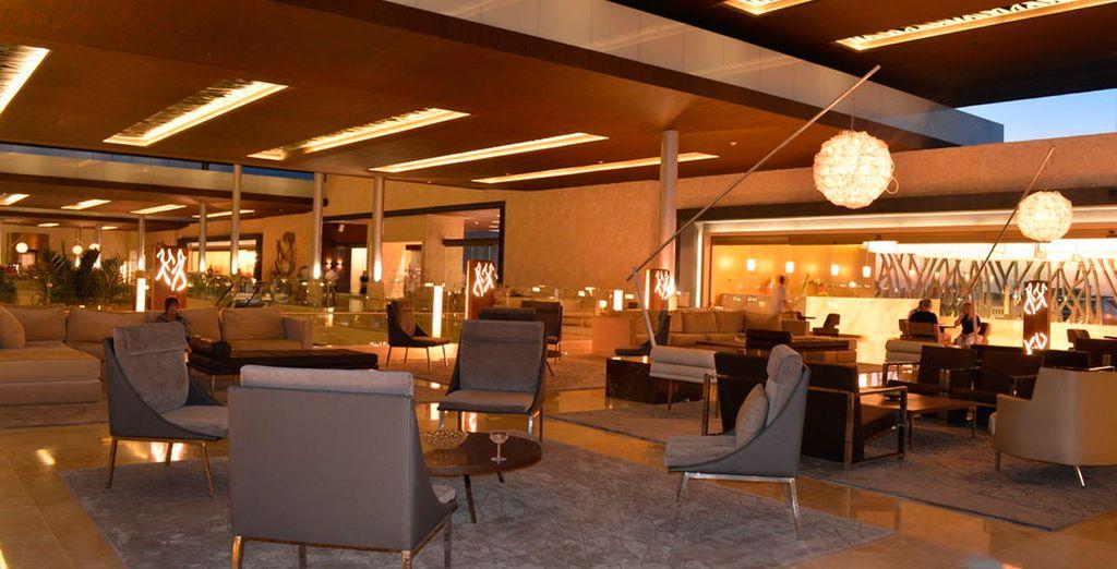 Hideaway es un hotel boutique dentro de un hotel y es parte del Royalton Riviera Cancún