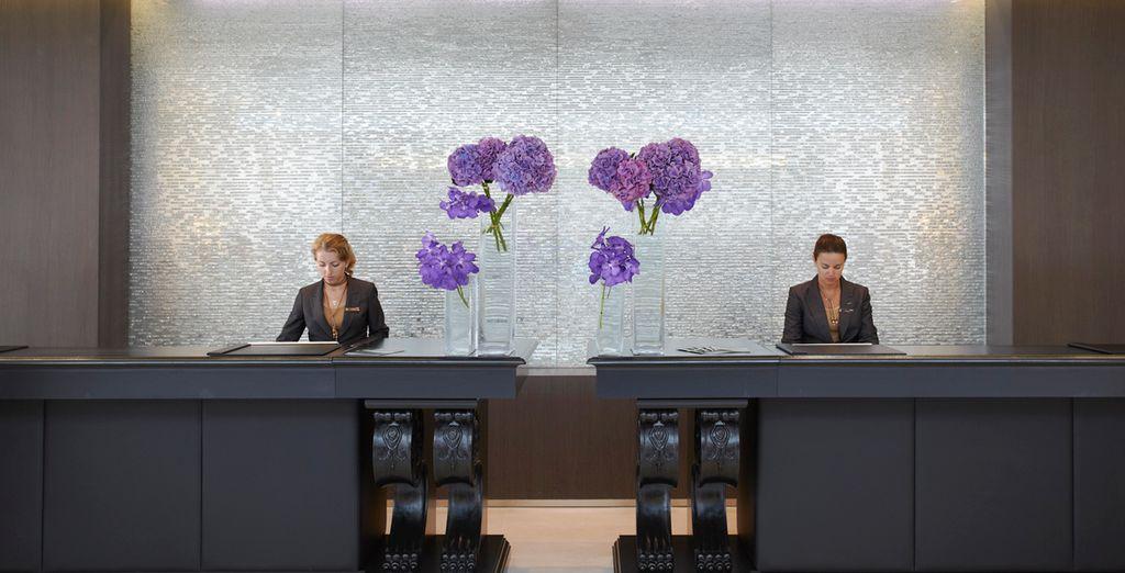 El hotel Intercontinental Marseille 5* te abre las puertas a un mundo de lujo y sofisticación ¡Bienvenido!