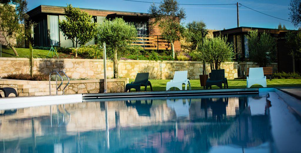 Tus vacaciones en Portugal en Prazer Da Natureza Resort & Spa 4*