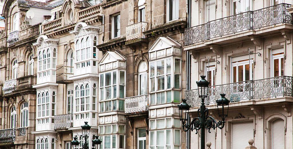 Vigo es uno de los destinos imprescindibles del norte de España