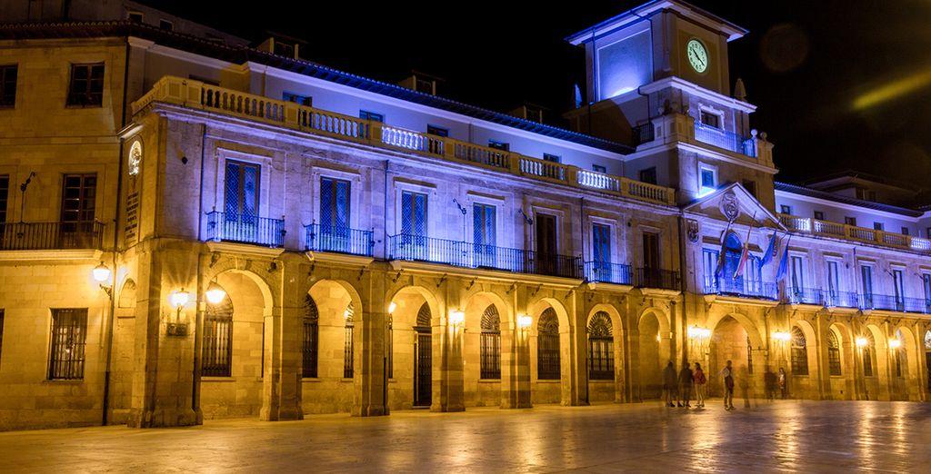 Sin duda, el centro del barrio histórico de Vigo es la Praza da Constitución