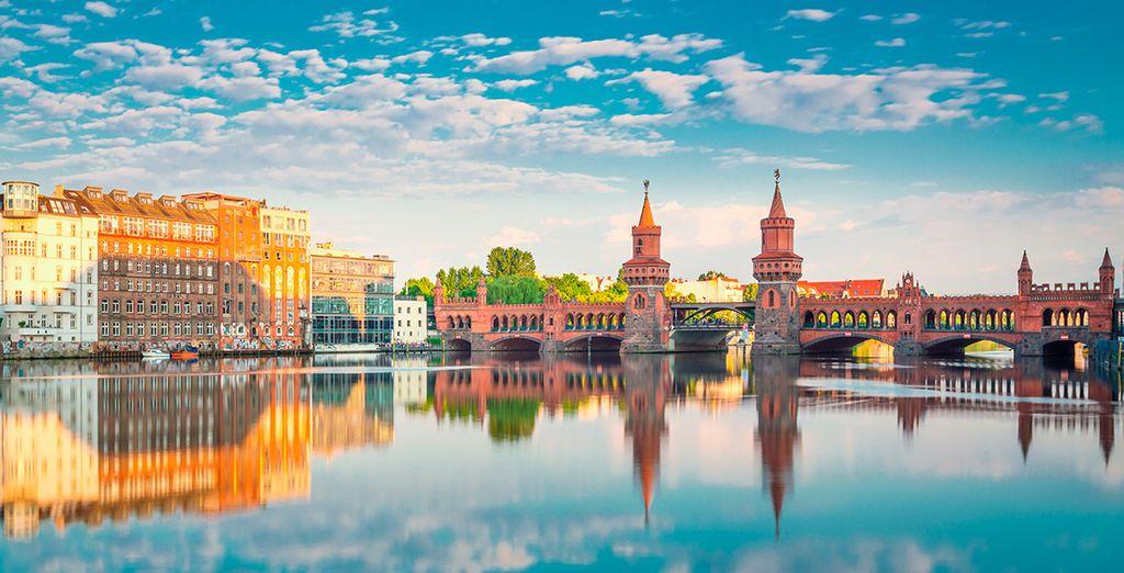 Descubre Berlín, una ciudad que te maravillará de principio a fin