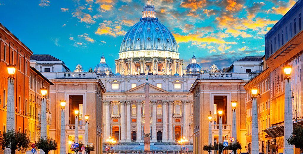Enamórate de Roma