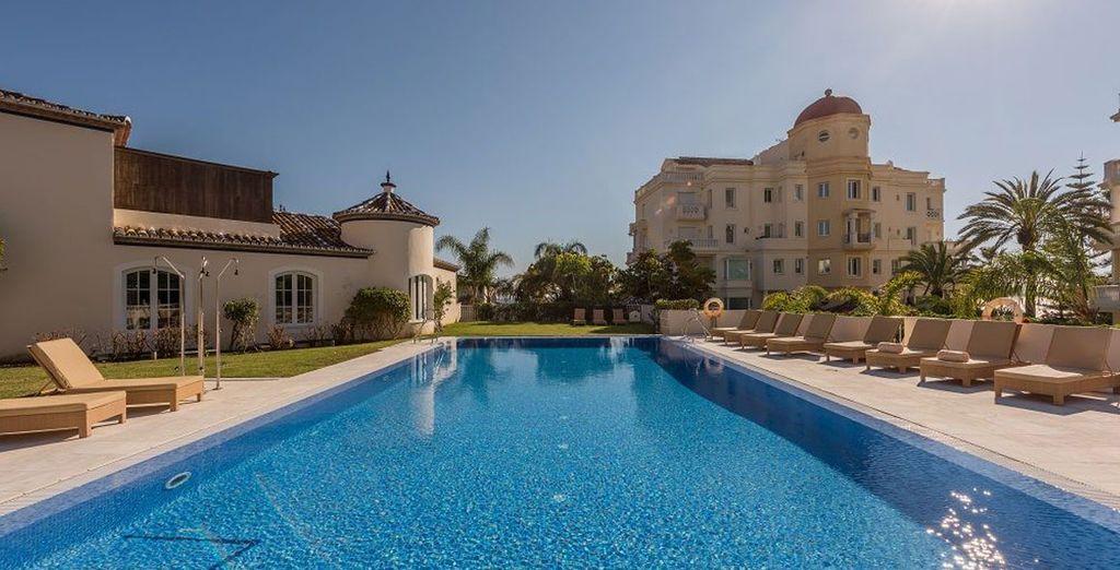 Uno de los más glamurosos en la Costa del Sol