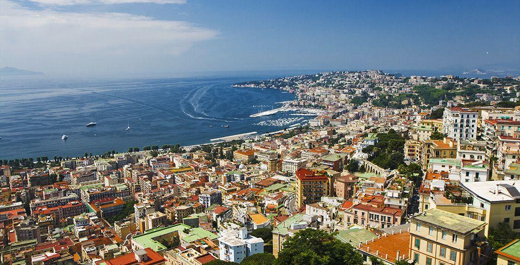 ... Nápoles respira historia