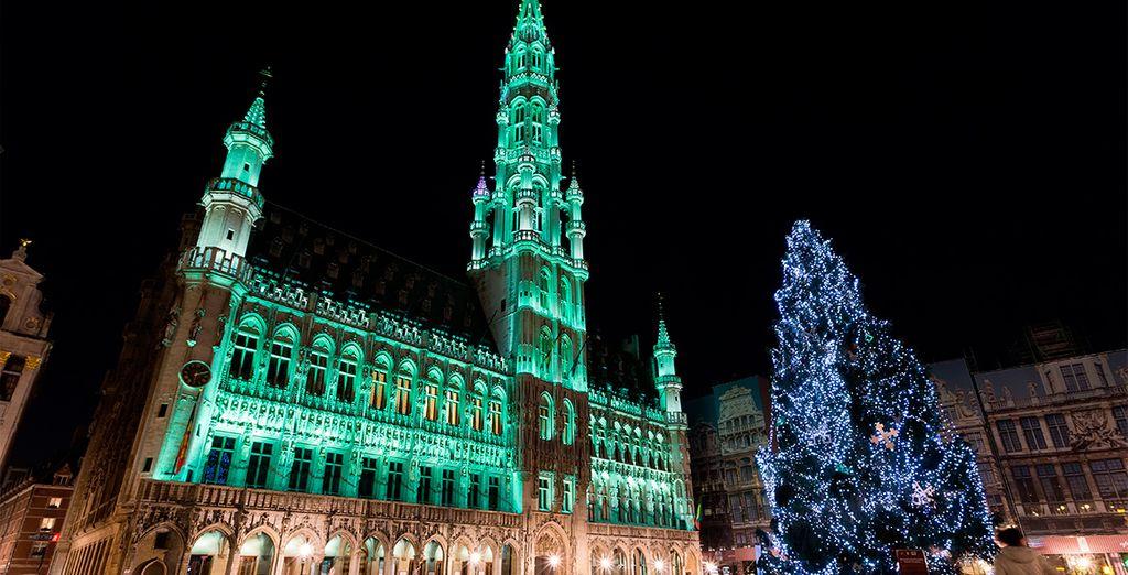 Aprovecha para conocer Bélgica y celebrar la llegada del 2016