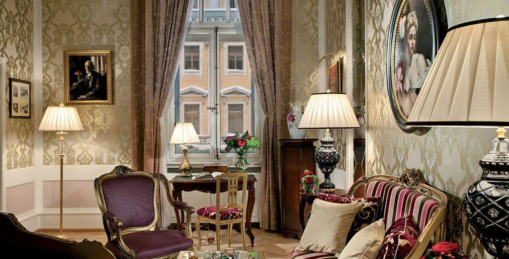 Este hotel ocupa un papel destacado en la vida de San Petersburgo