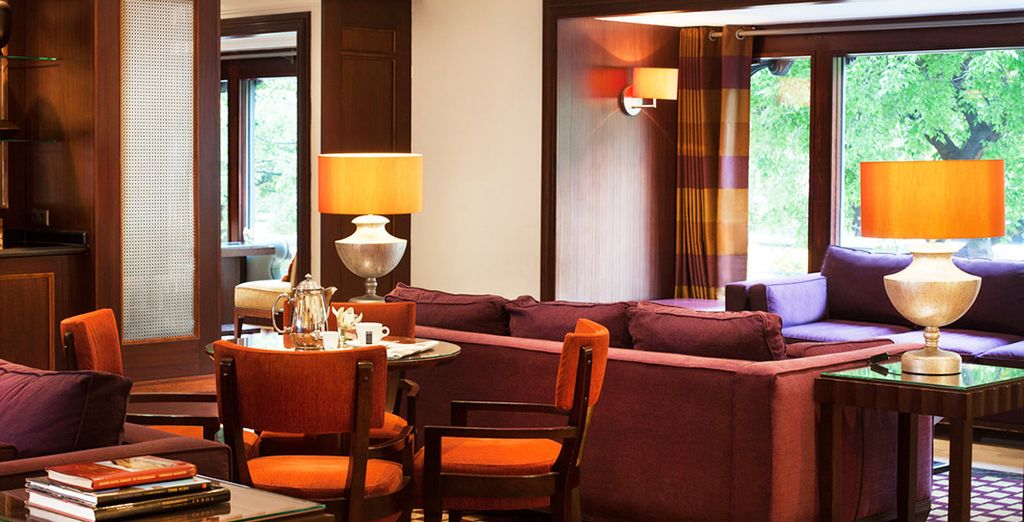 Disfruta de las ventajas del Executive Club Lounge