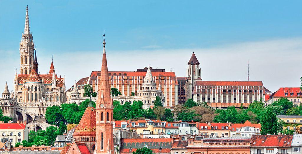 Budapest te cautivará
