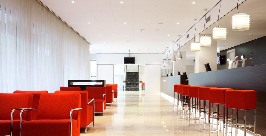 Modernidad y comodidad en todas sus instalaciones