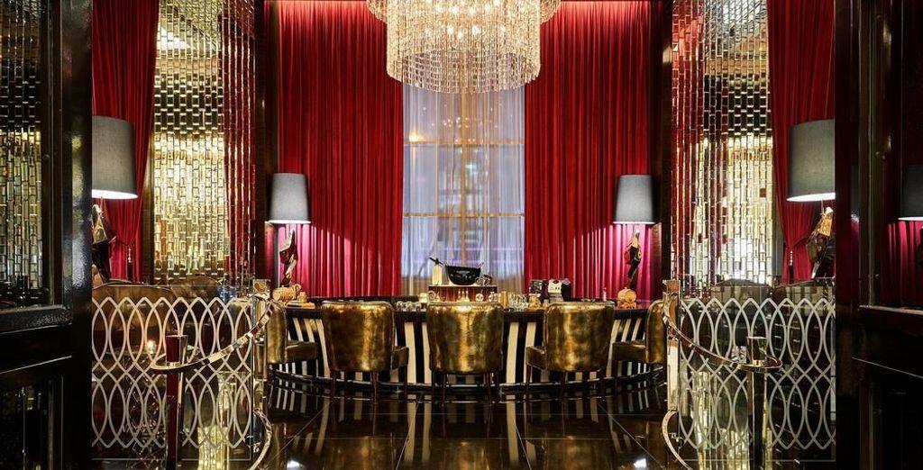 Espacios de verdadero lujo y glamour