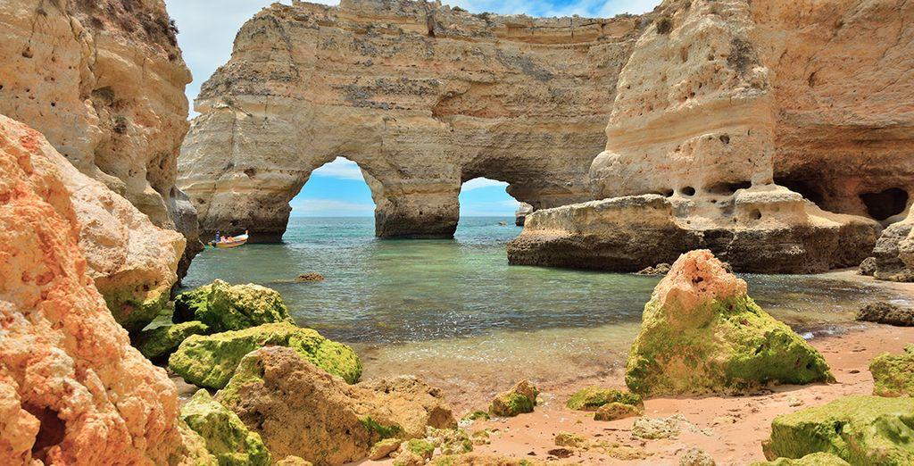 El Algarve, simplemente espectacular