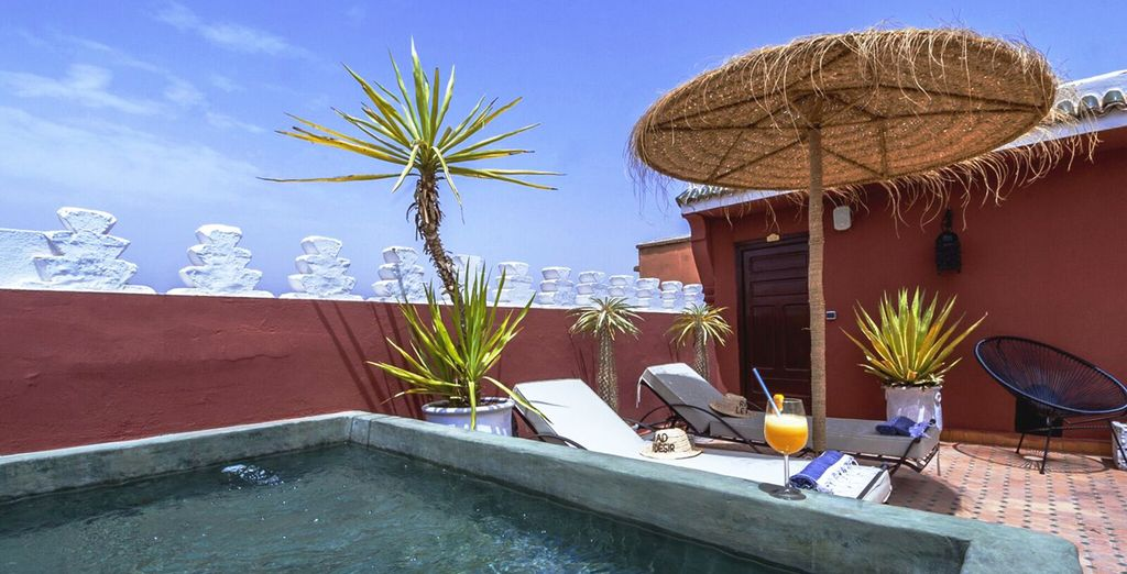 Una excelente elección para alojarte en Marrakech