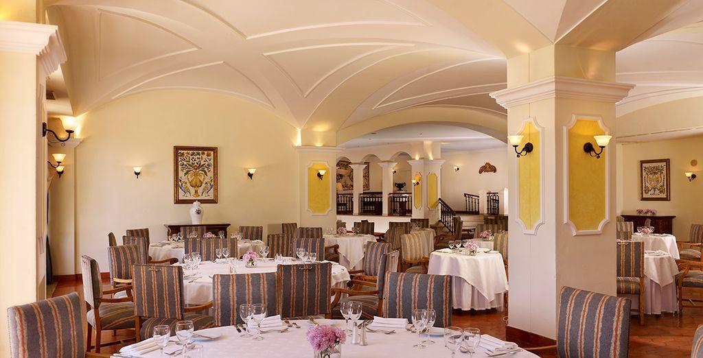 Restaurantes donde celebrar eventos