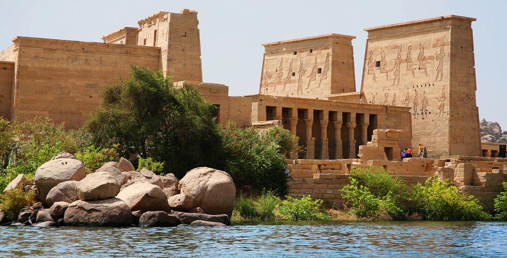 Aswan te dejará maravillado
