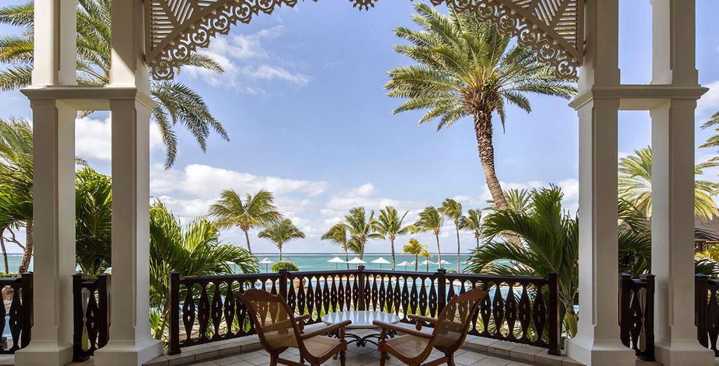 Bienvenido a The Residence Mauritius 5*, bienvenido al paraíso
