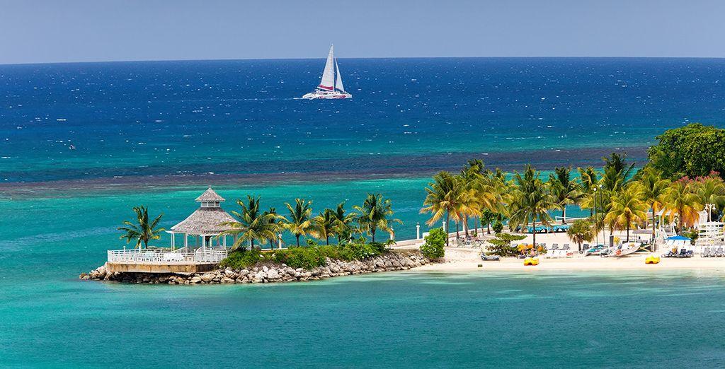 El hotel Jewel Paradise Cove Beach Resort & Spa 5* te espera en Jamaica