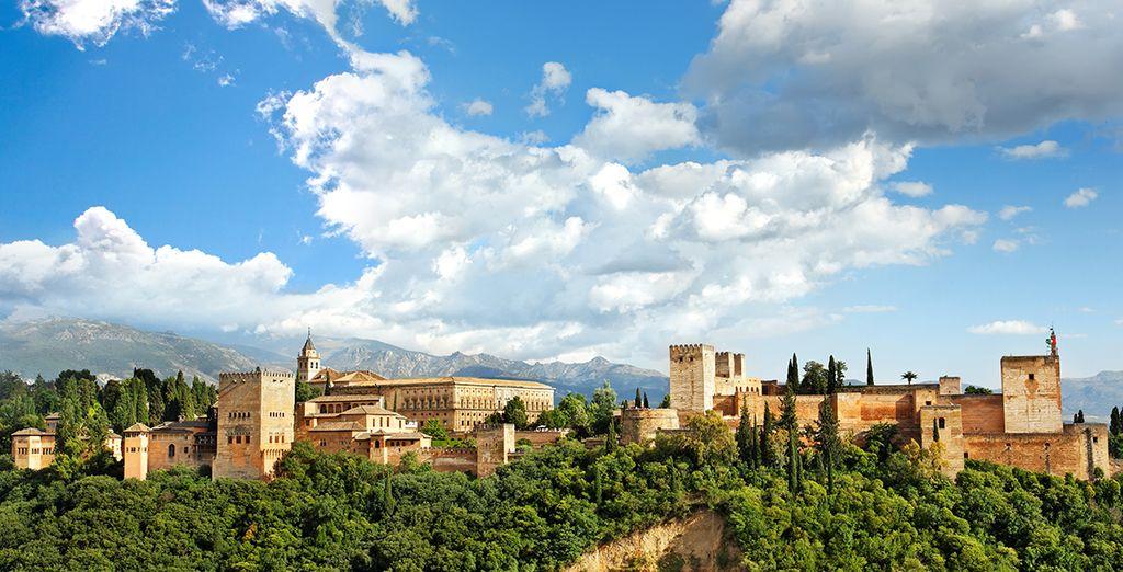 Déjate seducir por la belleza de la Alhambra