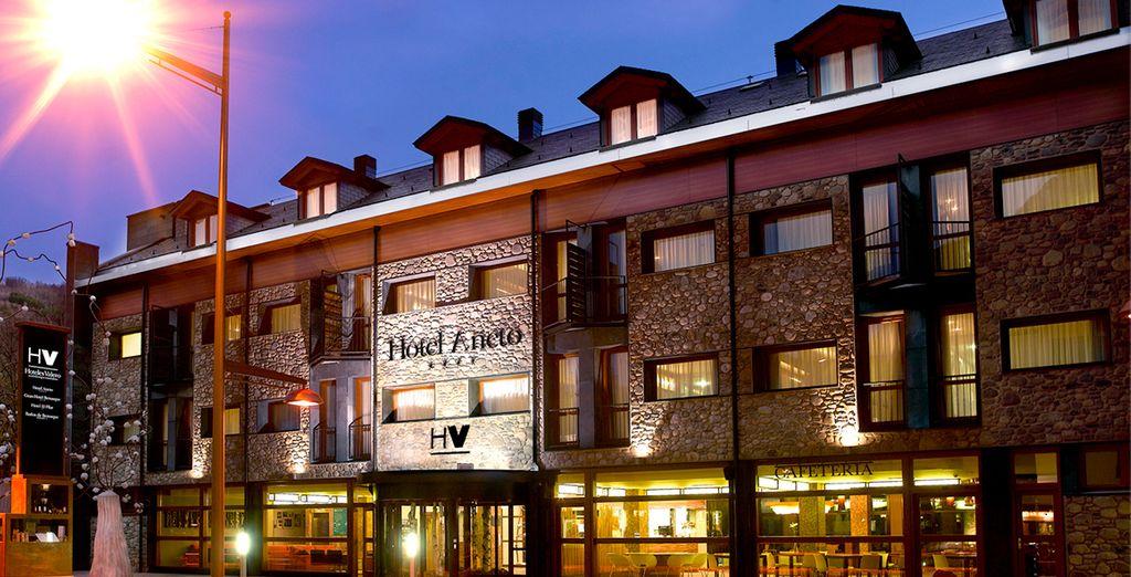 Hotel Aneto 4*