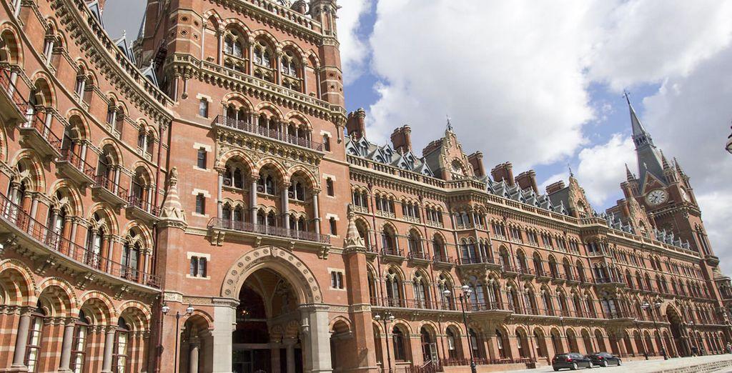 Visita los mejores museos de la ciudad