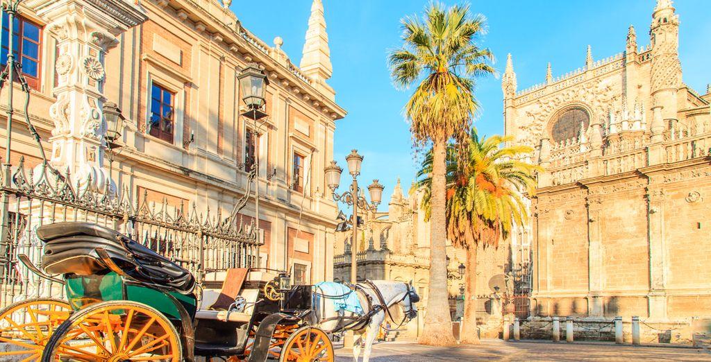 Sevilla te enamorará