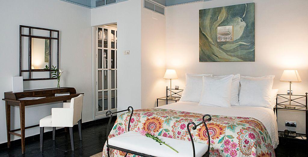 Descansa en una confortable Habitación Dreamer's