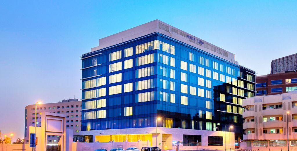 El primer hotel español de 5* en Oriente Medio