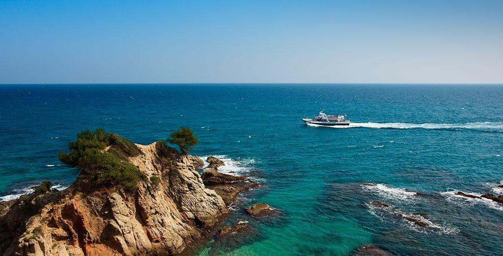 Disfruta la Costa Brava en todo su esplendor