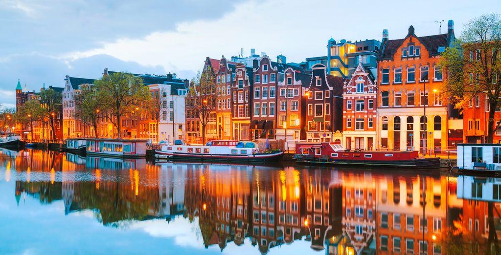 Una de las ciudades más fascinantes de Europa