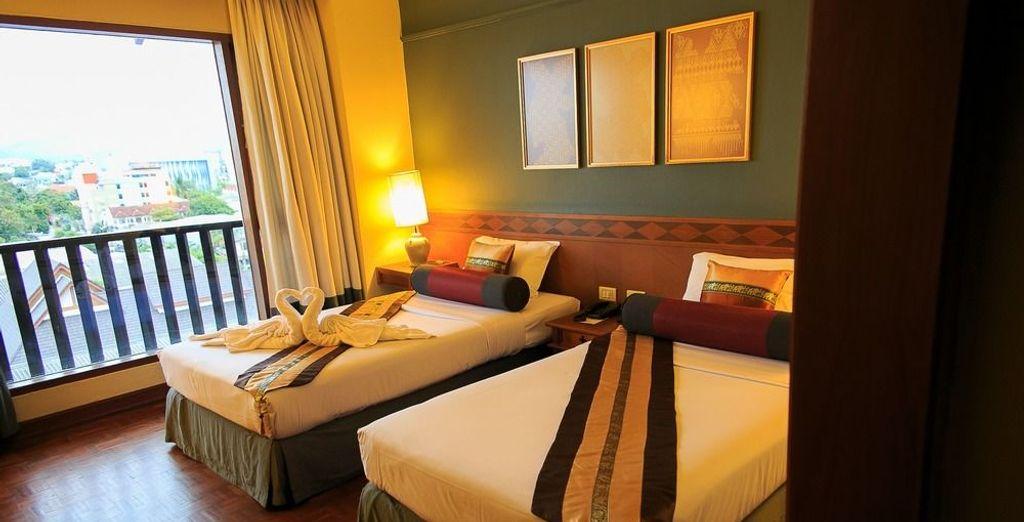 Descansa en Wienglakor Hotel Lampang 4*