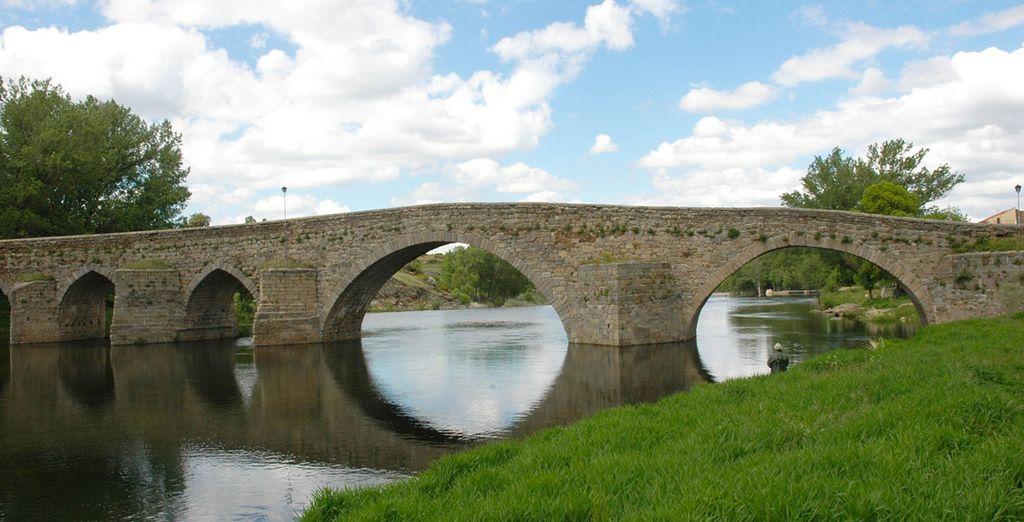 El Puente medieval de El Barco de Ávila