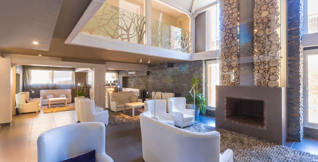 Bienvenido al Hotel & Spa Xalet Bringué 4*