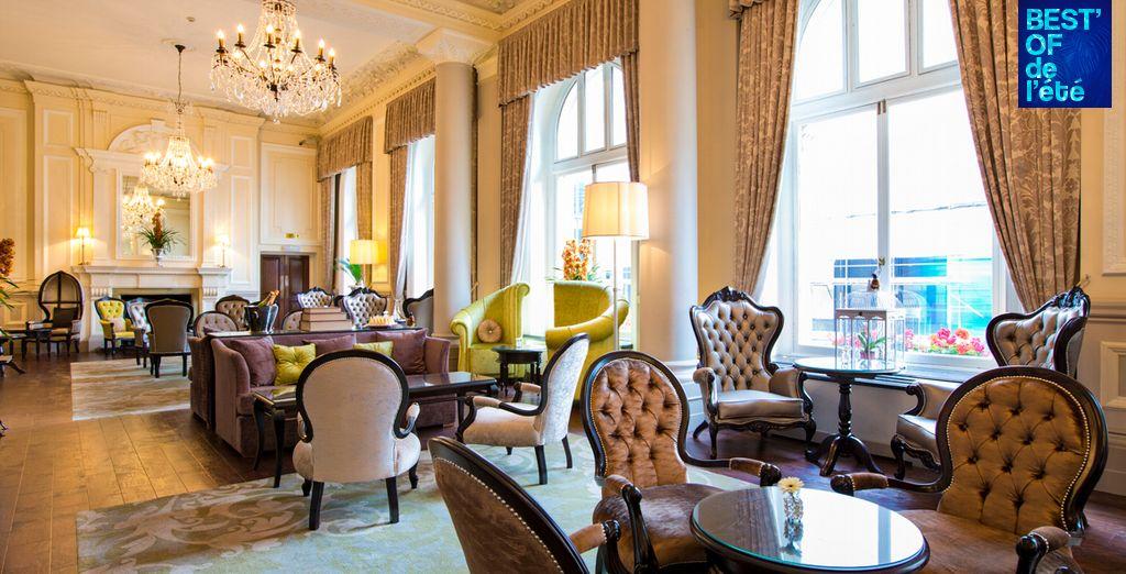 Bienvenido a The Grosvenor 4*, un hotel elegante y cómodo