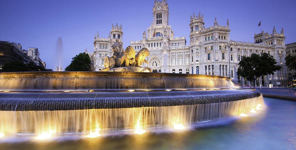Madrid, una ciudad llena de encanto y majestuosidad
