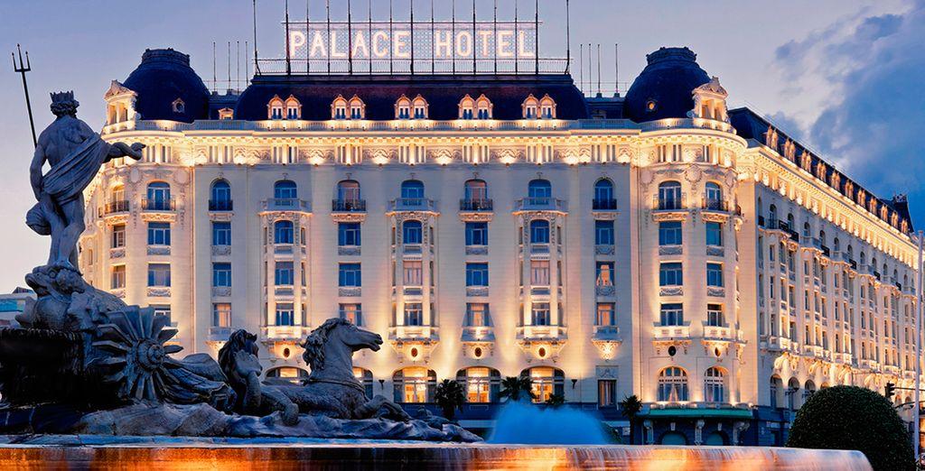 Este monumental hotel te cautivará: The Westin Palace 5*