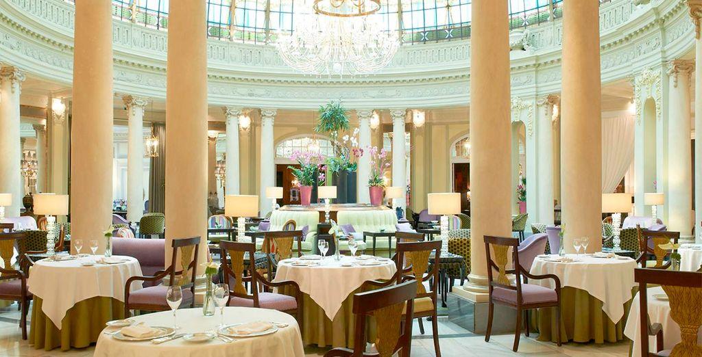 Restaurante la Rotonda, un lugar exquisito