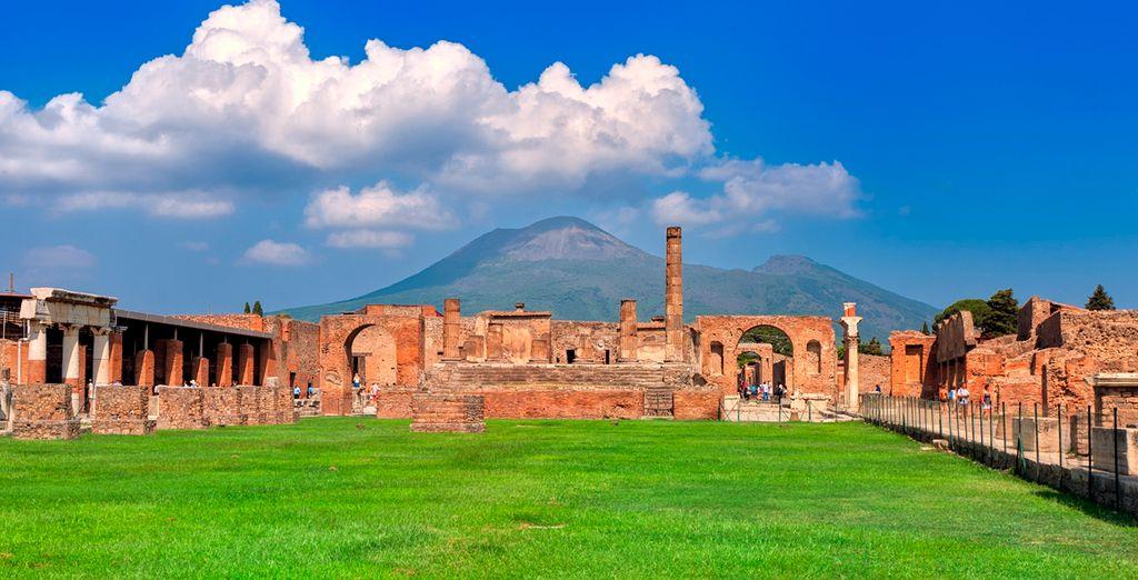 Aprovecha la ocasión para descubrir Pompeya