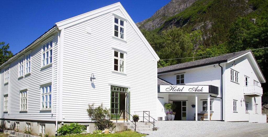 Hotel Aak, Andalsnes