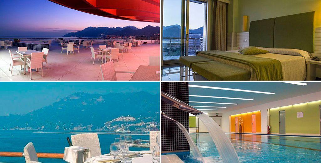 Grand Hotel Salerno 4*