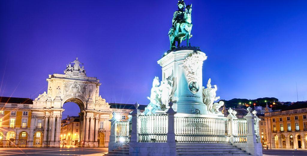 Lisboa te enamorará